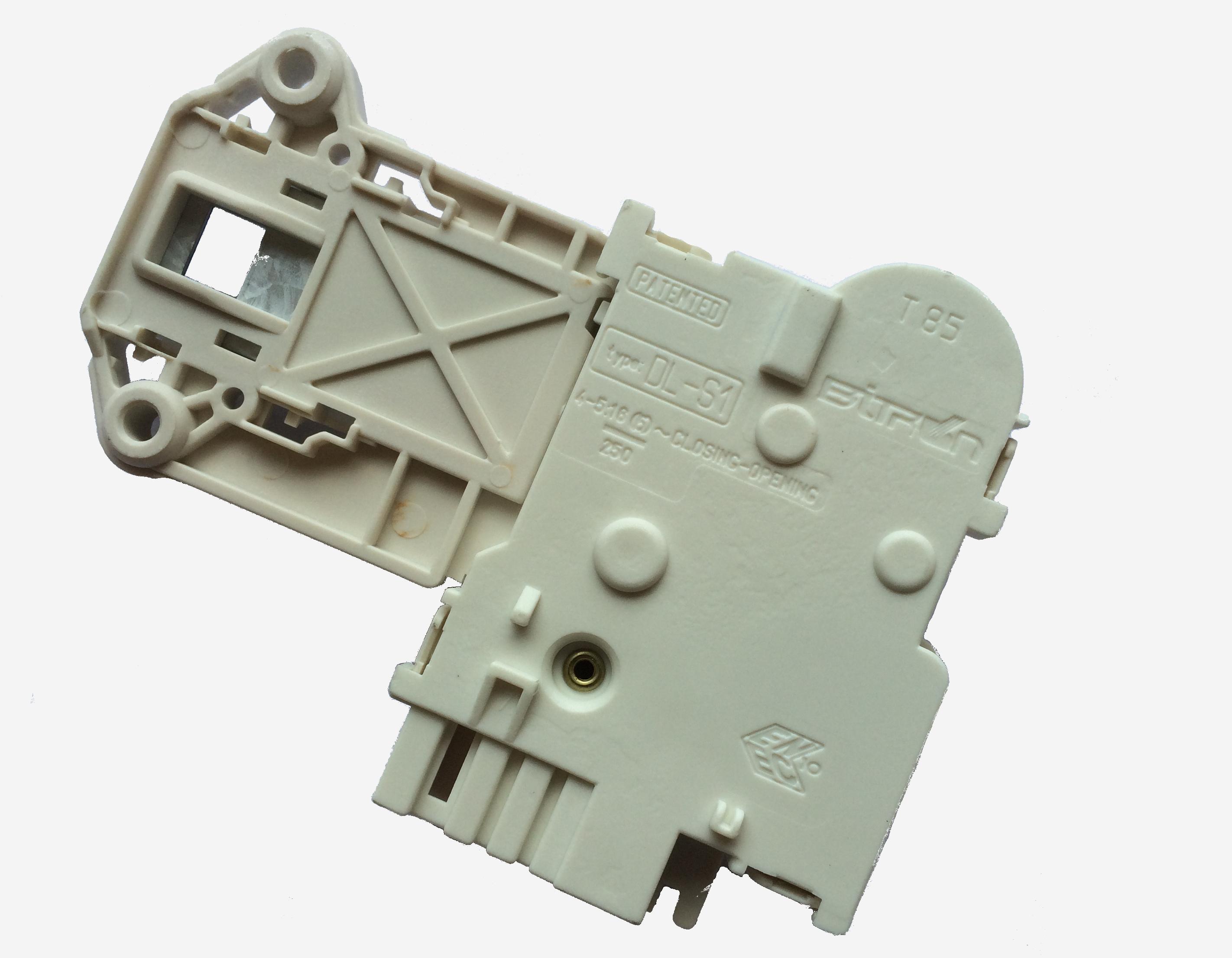 Washing Machine Door Lock Wiring Diagram : Original aeg lavadora puerta cerradura interlock